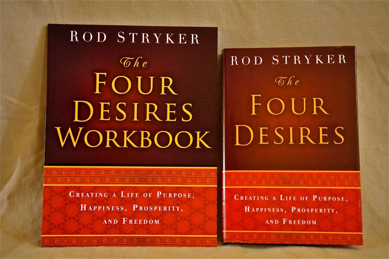 The Four Desires Book + Workbook Bundle - ParaYoga