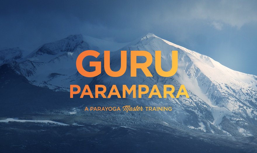 Guru Parampara PYMT: Offered Via Livestream in April!