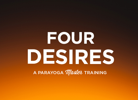 The Four Desires: A ParaYoga® Master Training and 3-Day Intensive in Sydney, Australia with René Quenell and Kel Green