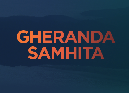 Gheranda Samhita: early bird pricing ends August 21st